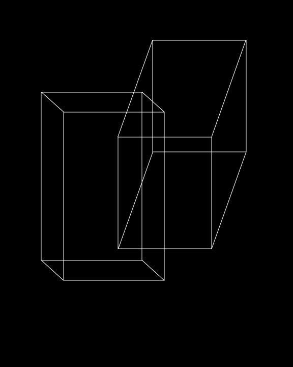 Cube-collision