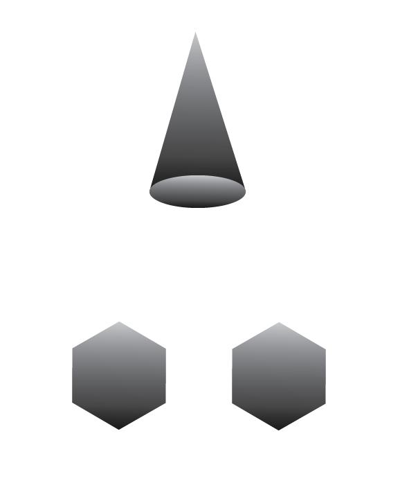 Cone_cubes