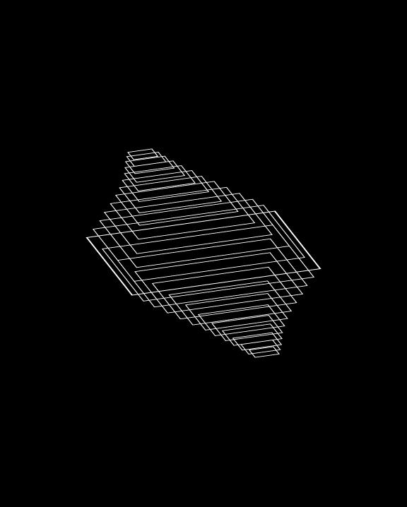 Wire-pyramid